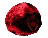 ~DM~ red n black egg