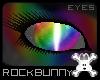 [rb] Rainbow Cat Eyes B