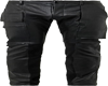 MEMPHIS LEATHER TROUSERS