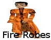 Fire Robes
