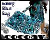 [CV]SASSY~BLUE/PURSE