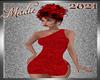 !a Valentines Mini Dress