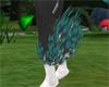 MW Azuma Leg Tufts