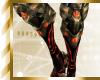 GoldBlack*Boots