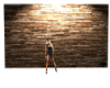 Lighted Stone wall addon