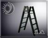 (IA) A Frame Ladder