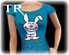 [TR] Happy Bunny ^Teal