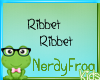 NF! Kids Froggie Shirt