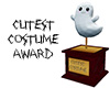 Cutest Costume Award
