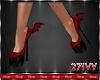 IV.Red Devil Heels