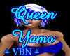 Queen yamo BW