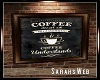 Coffee Chalkboard Art