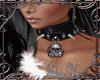 D~ Skull Rose Choker