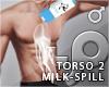 TP Torso 2 - Milk-Spill