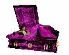 goth cuddle coffin