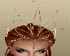 Gold Fairy Crown