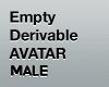 Not Shy Male Avatar