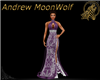 Exotic Dress Purple