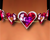 Valentine Ruby Choker