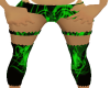 Sexy Goth green