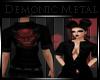 black blouse devil