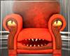 Halloween Monster Chair