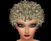 {S} Short Dk Blonde Curl