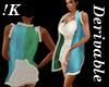!K!Delure Layerable Vest