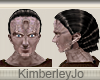 Cardassian Hair Garak