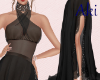 #A Morena Dress #BK
