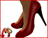 Pump Fishnet / Ruby