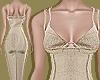 Valerie Woven Midi Dress