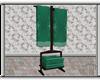 Green Towel Set II