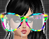 *Rainbow Big Glass