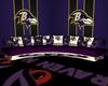 Balt. Ravens sofa