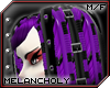 Cyb3rlox: Purple M & F