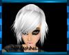! silver short hair