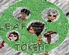 The leaf token