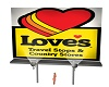 loves sign