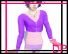 [DP] Purple Waistcoat