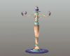 DER Tall Candle Stand