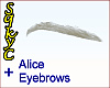 + Alice Brows Blond