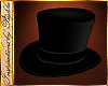 I~Vintage Black Top Hat