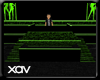 [X]DJ-Booth black-green