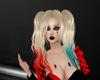 Hot Harley Quinn Hair