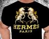Hermes Graphic Tee