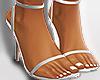 ṩTorri Heels White