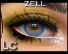 LC Zell Smokey Gold Eyes