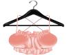 Bubble Gum Pink Silk Top