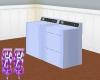 FF~ Blue Washer/Dryer